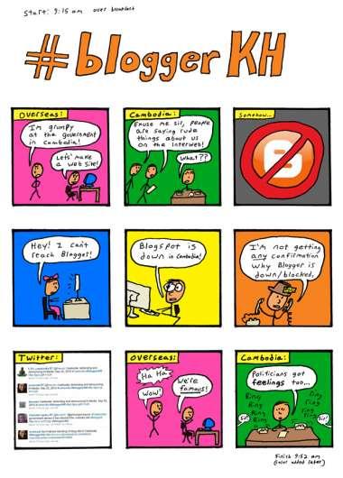 #bloggerKH
