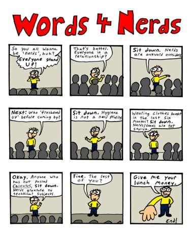 Words 4 Nerds