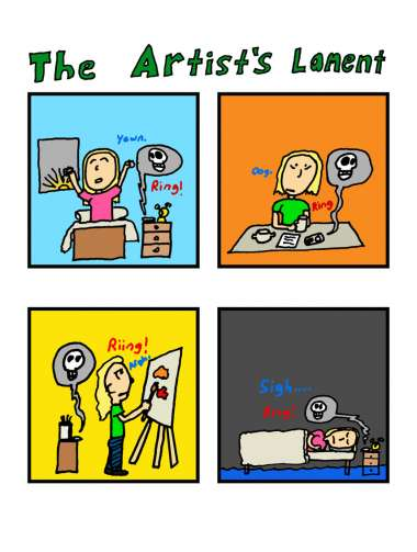 The Artist's Lament