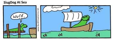 気楽な船乗り気分で!