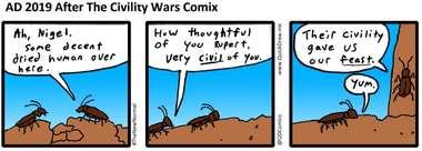 これらの頑丈なゴキブリが食べているものを見てみましょう! お勧めしません!