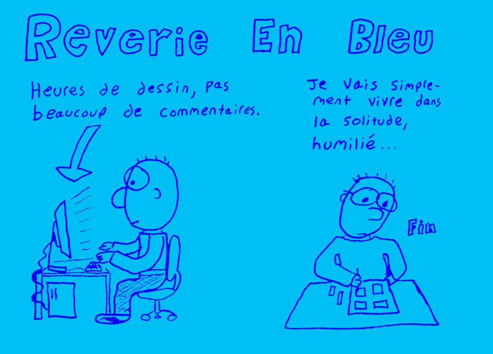 Reverie en Bleu