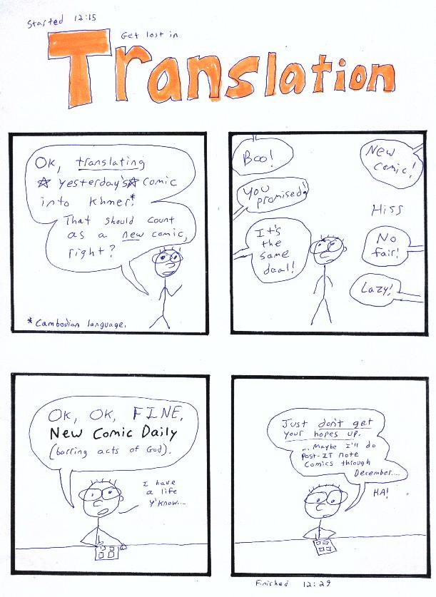 …Translation
