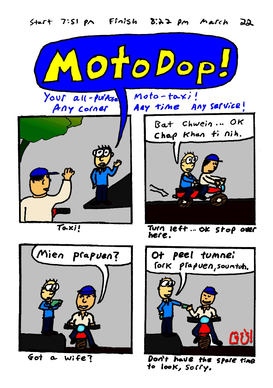 MotoDop one stop shop!