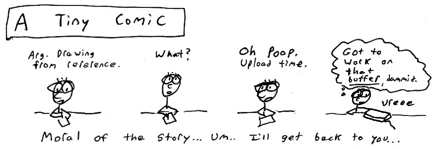This will of course be my most popular strip EVAR