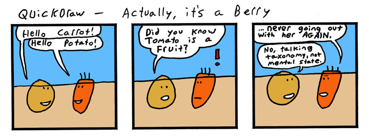 Carrot and Potato [13] – Actually, it's a Berry