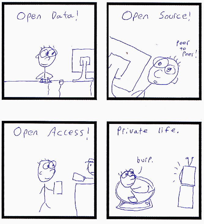 Open Comics! Hmm... no portal for that YET...