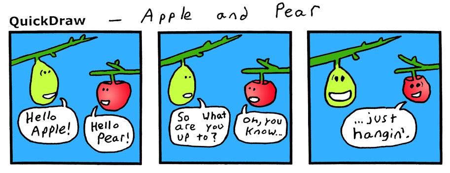 Low hanging fruits...