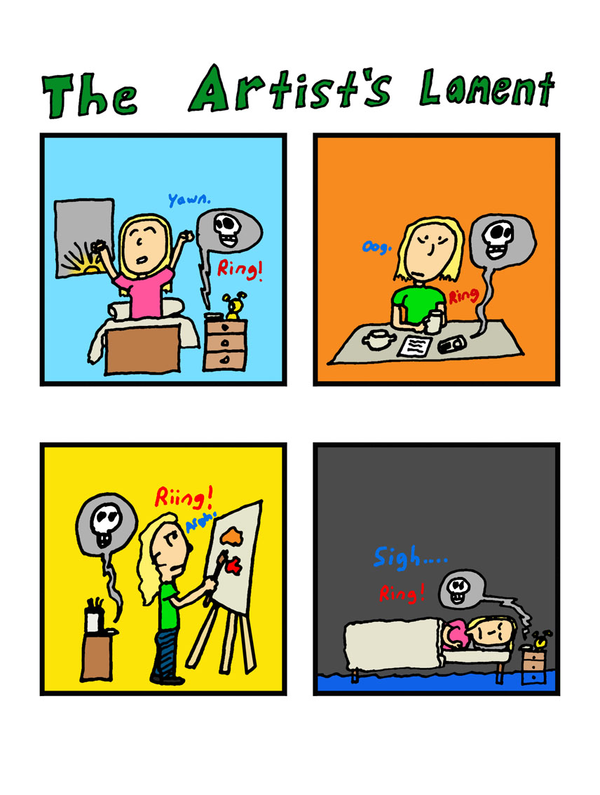 The Artist's Lament