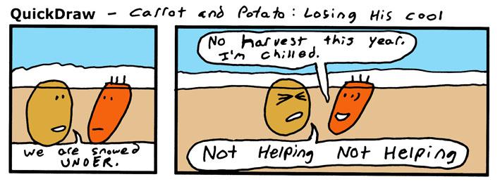 [Not so] hot potato?