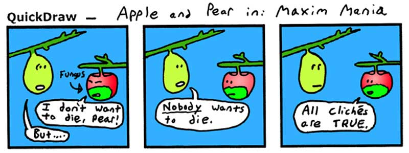 Apple and Pear [20] Maxim Mania