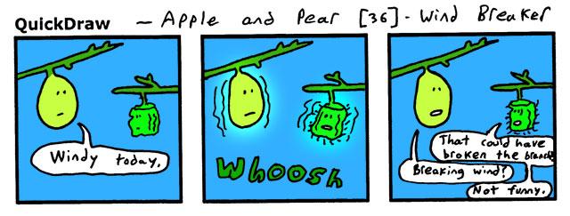 Break like the wind! Electric Boogaloo!