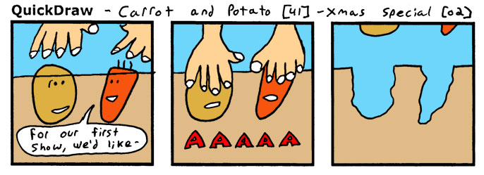 Carrot and Potato [41] – Xmas Special (02)
